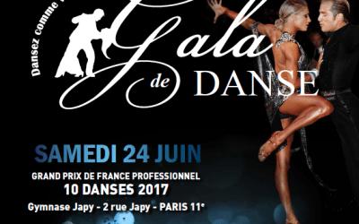 GALA 2017 Ecole de Danse de Paris