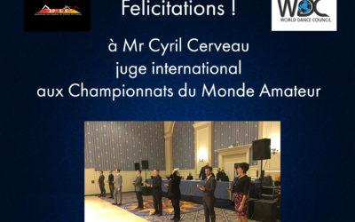 PARIS OPEN WORLD CHAMPIONSHIPS 2018