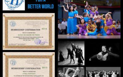 MORE DANCE FOR A BETTER WORLD